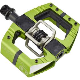 Crankbrothers Mallet E Enduro Pedal green